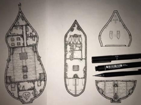 Ship Map photo