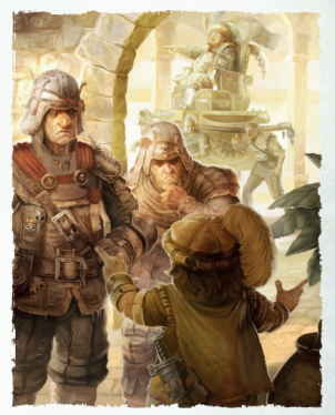 warhammer fantasy 4th edition careers
