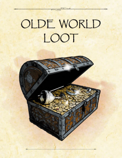 Olde World Loot cover