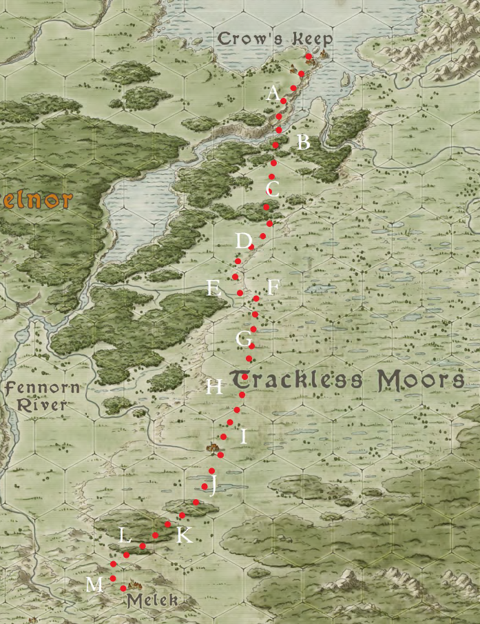 DoMT Chase Map