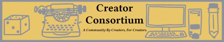 Creator Consortium logo