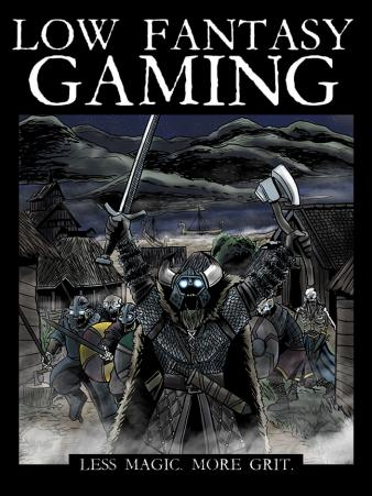 Dungeon Musings LFG promo