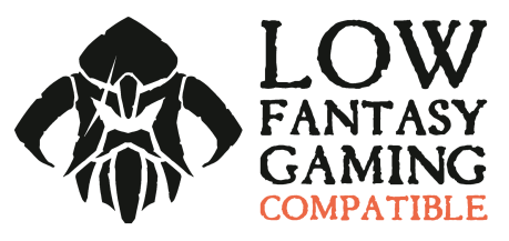 Low Fantasy Gaming Compatible white background landscape